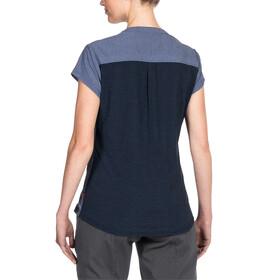 VAUDE Turifo - T-Shirt Femme - bleu